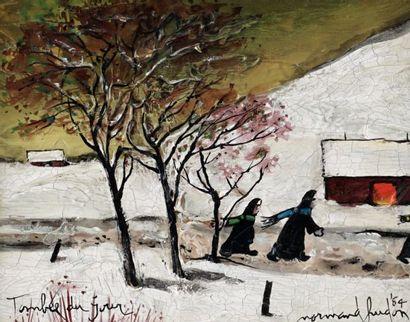 HUDON, Normand (1929-1997)