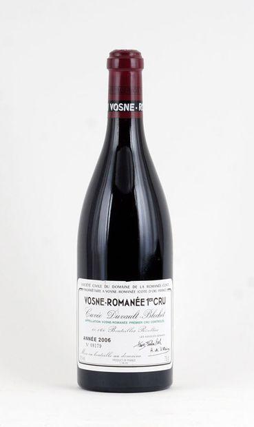 Vosne-Romanée 1er Cru Cuvée Duvault-Blochet...