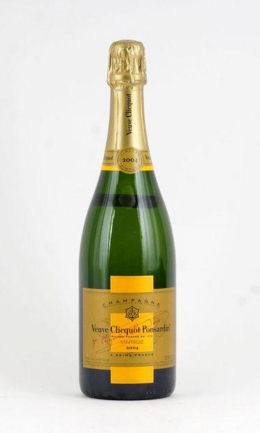 Veuve Cliquot Ponsardin 2004  Champagne Appellation...