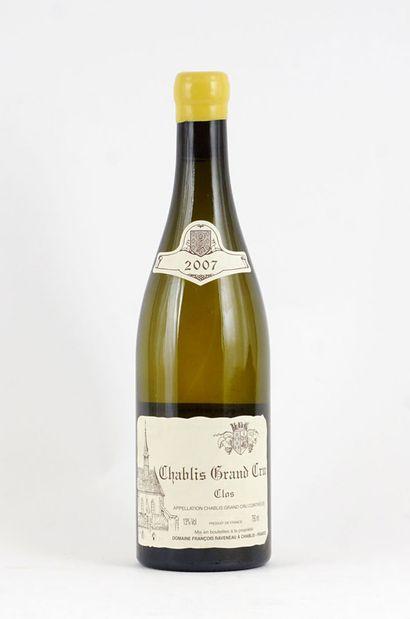 Chablis Grand Cru Clos 2007  Chablis Grand...