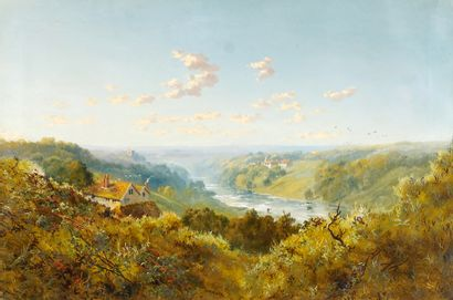 NIEMANN, Edmund John (1813-1876)  Sans titre...