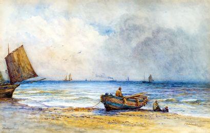 HALE-SANDERS, Thomas (Actif 1880-1906)
