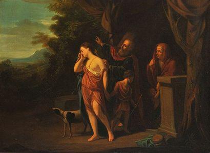 d'après WEST, Benjamin (1738-1820)