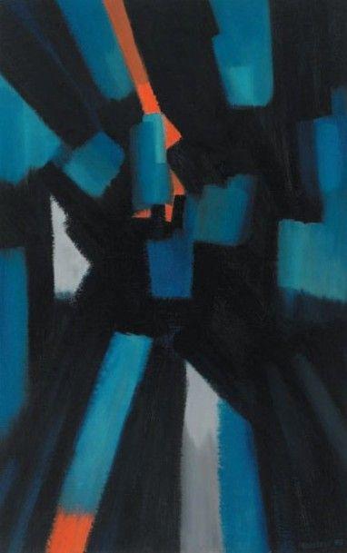 MOUSSEAU, Jean-Paul Armand (1927-1991)