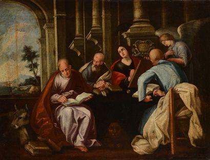 ECOLE ITALIENNE - XVIIe siècle