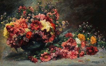 CARDINAL, Émile Valentin (1883-1958) Bouquet...