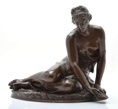 BARBEDIENNE, Ferdinand (1810-1892) Venus...