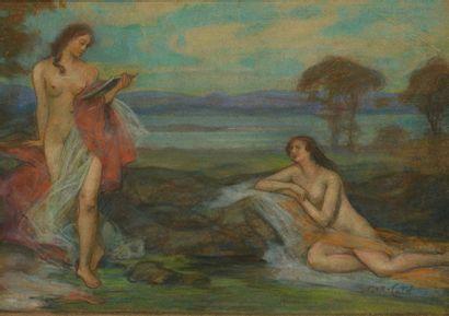 SUZOR-CÔTÉ, Marc-Aurèle de Foy RCA (1869-1937)...