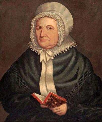 ROY-AUDY, Jean-Baptiste (1778-1848) Portrait...