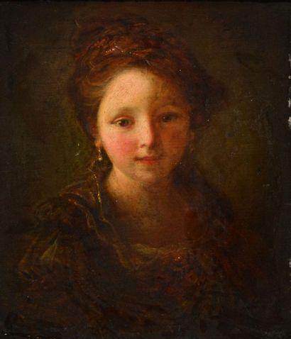 GRIMOU, Jean Alexis (c.1678-1733) Portrait...