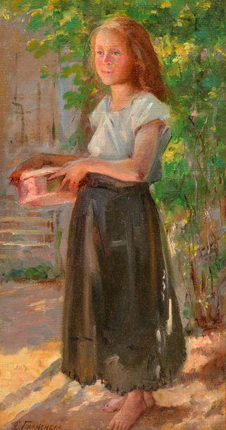 FRANCHÈRE, Joseph-Charles (1866-1921)
