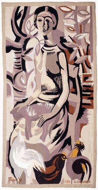 CHAUDOIR, Georges (1890-1969)