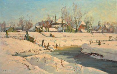 SCHULMAN David (1881-1966)