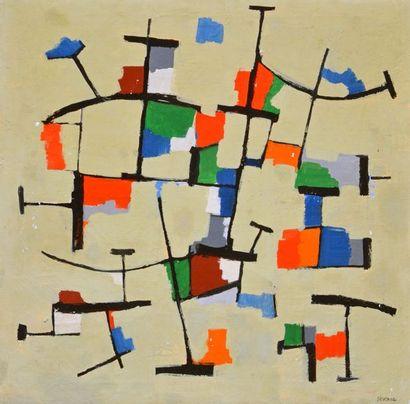 TRUCHON, Roland Séverin (1920-1961)