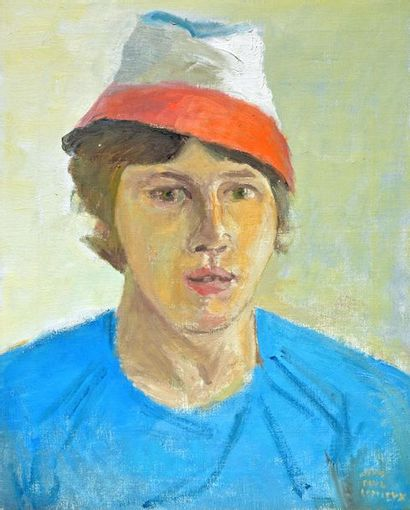 LEMIEUX, Jean-Paul (1904-1990)