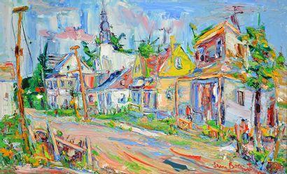 BORENSTEIN, Samuel (1908-1969)