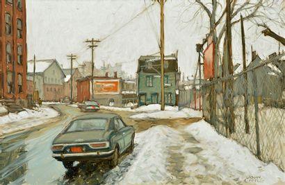 LITTLE, John Geoffrey Caruthers (1928-)