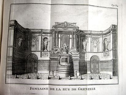 43. DEZALLIER D'ARGENVILLE (Antoine Nicolas)....