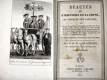 14. BEAUMONT (François-Marie Marchant de)....