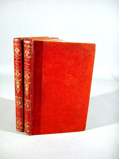 48. DUPATY (Jean Baptiste Mercier). Lettres...