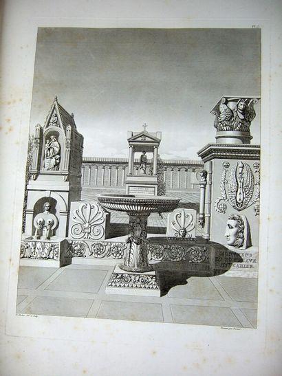 33. CLOCHAR (Pierre). Monuments et tombeaux,...
