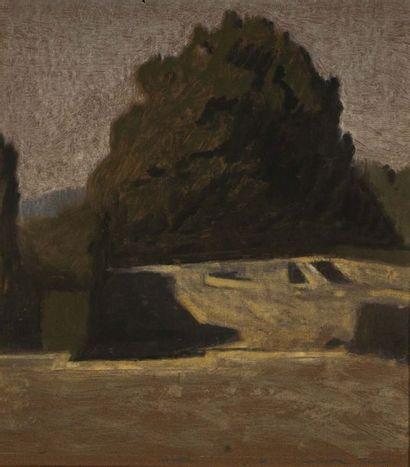 Jean-Baptiste SECHERET (Né en 1957) Versailles...