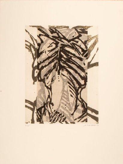 Gérard Titus Carmel (1942) Sans titre Ensemble...