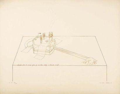 Gérard Titus Carmel (1942) 7 constructions...