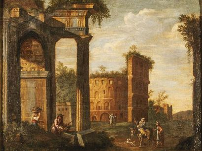 École Napolitaine vers 1700, Suiveur de Viviano...
