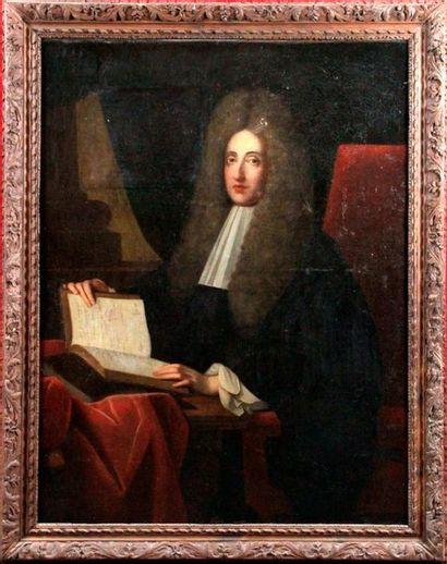 Ecole FRANÇAISE vers 1700, entourage de Jean...