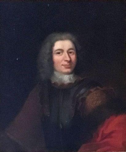 Ecole FRANCAISE vers 1720, entourage d'Alexis...