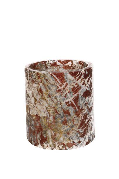 Pot en marbre du Languedoc Début XXème 33...