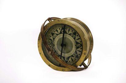 Compas de marine J W Searby & Son Lowe toft...