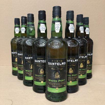 8 bouteilles PORTO SANTELMO