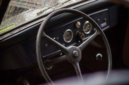 1938 SIMCA 5 DECOUVRABLE Numéro de série 33733 - Finition « Grand Luxe »  Historique...