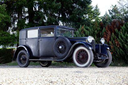 1927 BALLOT 2 LT
