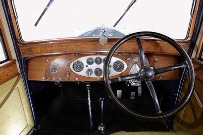 1929 BALLOT RH3 - 8 Cylindres très Rare à la vente - mécanique exceptionnelle  carrosserie...