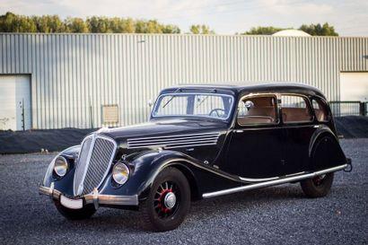 1936 RENAULT Nervastella Type ABM4