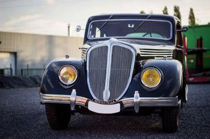 1936 RENAULT Nervastella Type ABM4 Numéro de série 742557  Carrosserie numéro 0019...