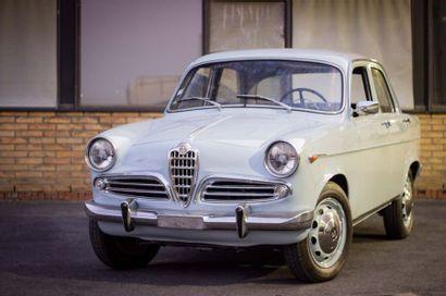 1960 ALFA ROMEO Giulietta TI