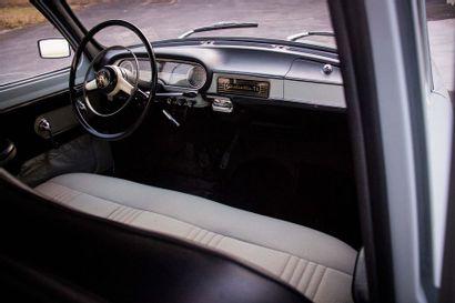 1960 ALFA ROMEO Giulietta TI Numéro de série AR1468 – 29515  Moteur numéro AR00111-10076...