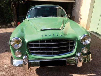1954 FORD COMETE Monte-Carlo