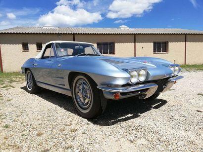 1964 CHEVROLET Corvette Sting Ray Cabriolet