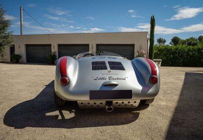 1976 MARCADIER Porsche 550 Spyder Numéro de série 72  Excellente qualité de finition...