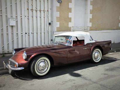 1960 DAIMLER SP 250 Cabriolet