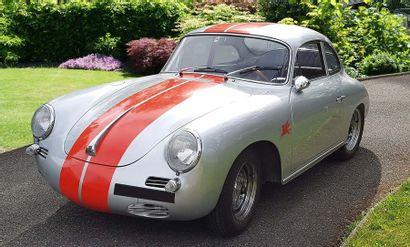 1962 PORSCHE 356 B T6 Super