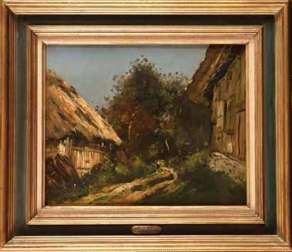 Jean Baptiste Antoine GUILLEMET (1843-1918)...
