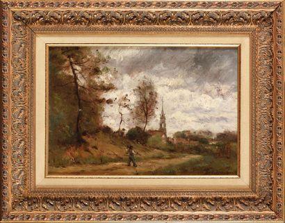 Paul Désiré TROUILLEBERT (1829-1900) Sur...