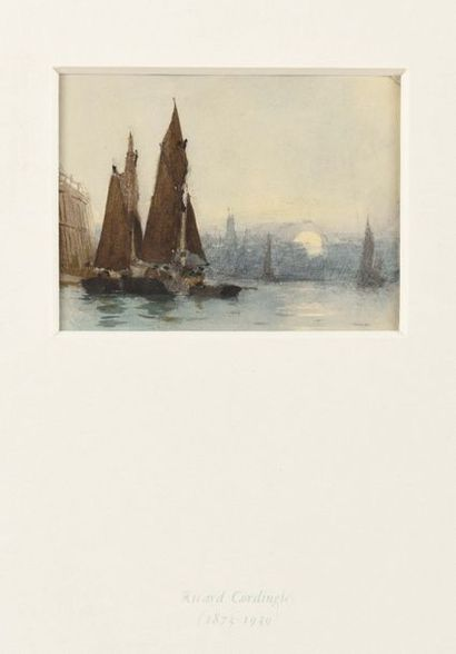 Georges R. RICARD-CORDINGLEY (1873-1939)...
