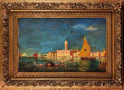 Henry GERARD (1860-1925) Venise, Palais des...